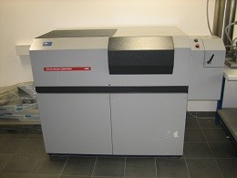 available- Spark Spectrometer | ARL 3460