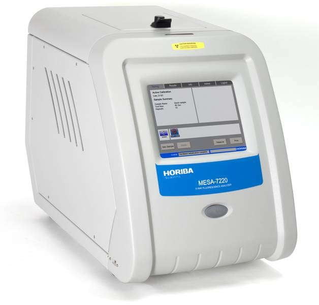 Sulfur and Chlorine Analyzer | MESA-7220